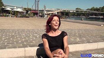 Morgane Réalise Son Fantasme Et Tourne Dans Un Porno