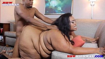 Big booty ebony ssbbw getting doggystyle by Don Prince