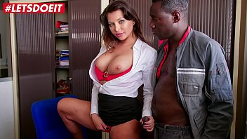 LETSDOEIT - Horny Milf Teacher Anna Polina Ass Fucked Hardcore at School