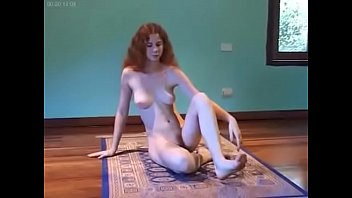 Aerobic nude yoga - Nude yoga - videos from the past