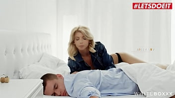 WHITE BOXXX - #Missy Luv #Max Dior - Teasing Hungarian Teen Rough Drilled By Big Cock Lover