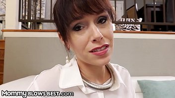 Mommyblowsbest Alana Cruise Been Sucking Stepson's Thick Prick