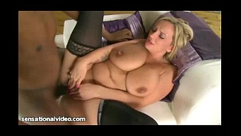 Chubby British MILF Get Fucked By Big Black Cock