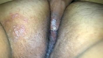 Mature woman enjoying her ass