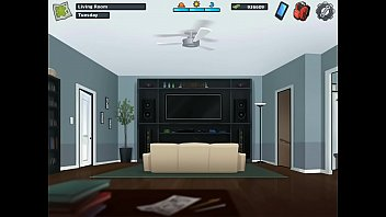 Sex with mother,sister and neighbourer.(summer time saga game)