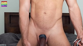 """Gay Using Penis Pump to Make Penis Super Erect and Long during Masturbation By Jay Austin <span class=""""duration"""">5 min</span>"""