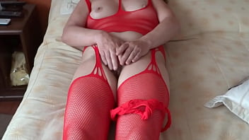 58-YEAR-OLD MOTHER, VERY EXCITED MASTURBATES AND HAS INTENSE ORGASMS - ARDIENTES69 5分钟