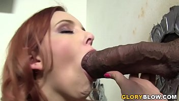 When mom interrupts a wet dream - Miss marie gets bbc - gloryhole