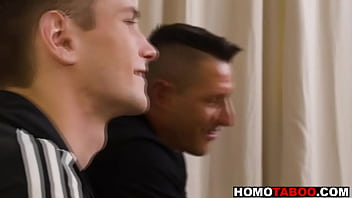 Gay boy fucked by father of his best friend 7 min