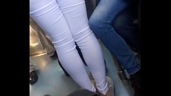 Rich ass on line 12 of the CDMX metro