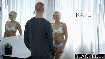 BLACKED Cheating Blonde Wife Kate Englands first BBC thumbnail