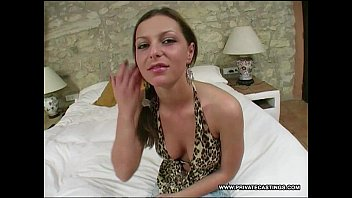 Love's Perky Tits Bounce in Her Casting. 10 min