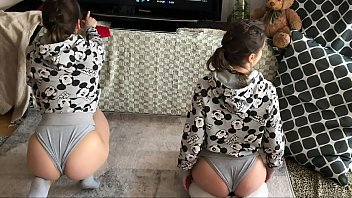Man's Dream - Triple Twins Share Uncle Dick and Ass - Rimming thumbnail