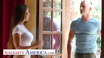 Brooke burke fake boobs - Naughty america - bianca burke teaches acting and fucking lessons