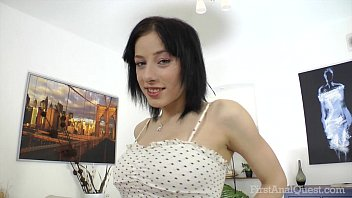 FirstAnalQuest.com – ANAL SEX POSITIONS EXPLORED WITH BIG TITS RUSSIAN GIRL