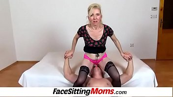 Pussy Eating With Sexy Legs Stockings Milf Maya