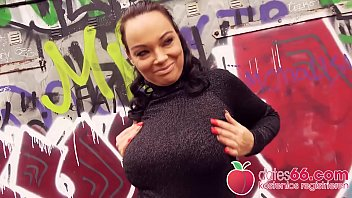 Public POV Sex with hot ▲ MILF Priscilla ▲ in Berlin! Dates66.com