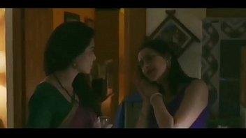 Hot Scene Two Bhabhi & One Boy