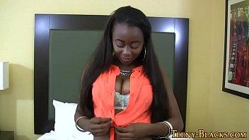 Busty ebony teen fucked porno izle