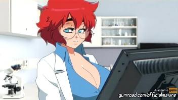 Doctora Maxine te hara un chequeo de polla [Balak]