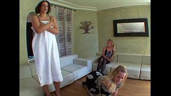 Leila naughty beurette in orgy 15 min