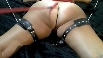 Slave Nadia Severe Punishment With Spanking And Clitoral Orgasm