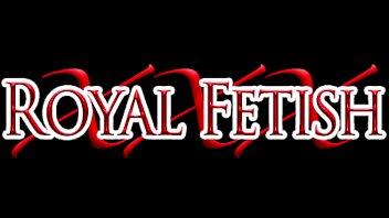 Sara Jay Gift Wraps Carmen Valentina For King Noire DOMINATION 2 min