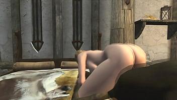 Skyrim - sex mods 4