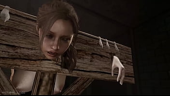 Resident Evil 2 Remake Clare BDSM
