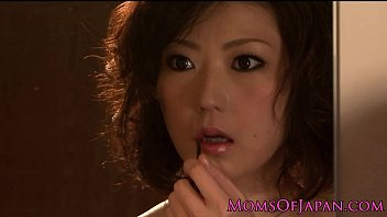 Milf partner Closeup asian housewife fucked by her partner