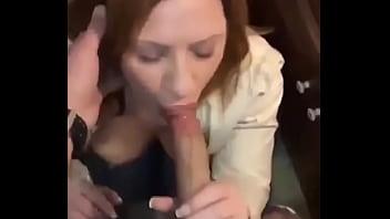 Rich mature gives me a delicious blowjob