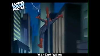 Spectacular Spiderman Hentai Gwen X Spiderman