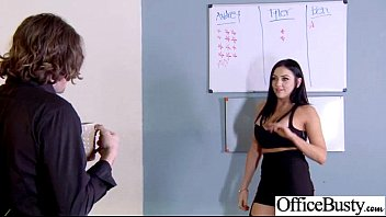 Big Tits Girl (audrey bitoni) Get Seduced And Banged In Office movie-06 thumbnail