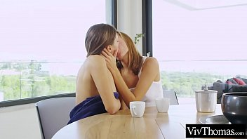 The most beautiful little teens you have ever seen having lesbian sex