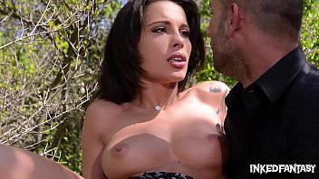 Fuck you mclovin scene Nikita bellucci has the fuck of her life outdoors