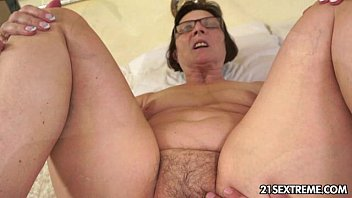 Mature Mom Fucks Like Crazy With A Brutal Son