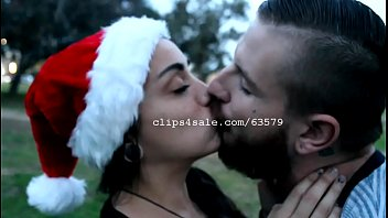 Kissing Dave and Lizzy Video 5