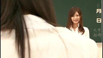 Asian Schoolgirl Hypnotize Teacher With Upskirt White Panties