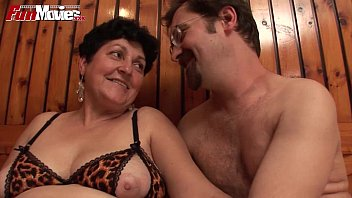 Oma fetish Fun movies cum on granny