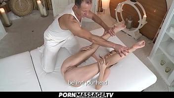 18 Year Old Teen in Happy Massage 8 min