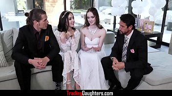 An Orgy Before The Wedding- Dad & Daughter- Hazel Moore And Jasmin Luv