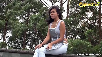 MAMACITAZ - Big Ass Colombian Teen Gets Fucked So Hard by BBC that She Forgets Her Name - Honey Paola thumbnail