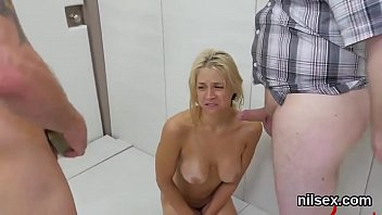 Sexy sweetie is brought in anal asylum for awkward treatment
