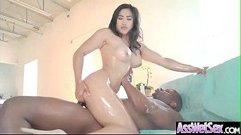 Mia Li Superb Curvy Girl With Huge Butt Enjoy Anal Sex Movie 24 thumbnail