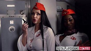 DigitalPlayground - Fly Girls Final Payload Scene 2 (Aletta Ocean, Nicolette Shea, Axel Aces, Ryan Ryder) 8分钟
