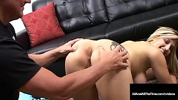 Anal Gaped Dayna Vendetta Gets Tiny Butthole Tongue Fucked!
