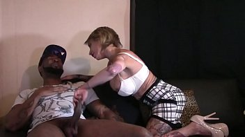 gina snake teaches me how spanish pussy squirts for hard black dick