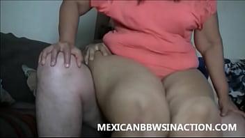 MEXICANBBWSINACTION.COM Laura Hernandez Three Cum