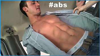 Find gay guys Baitbus - straight italian underwear model with rock hard abs gets tricked