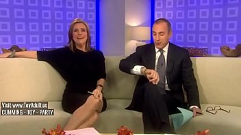 Celebrity upskirt galleries - Meredith vieira upskirt on the today show